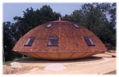 Untitled document for Maison dome en bois