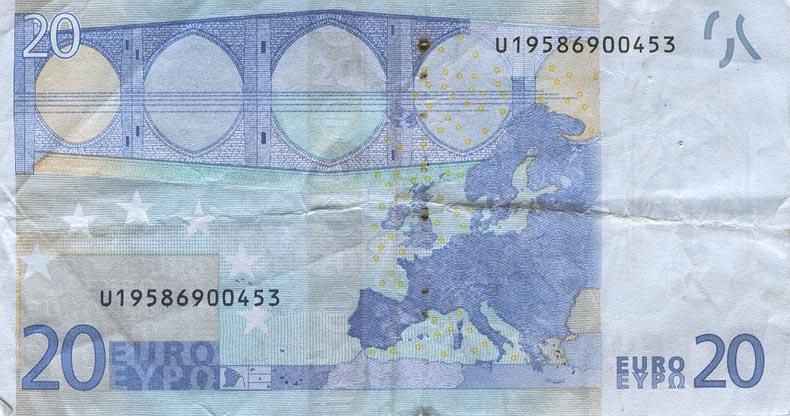 billet de banque rfid