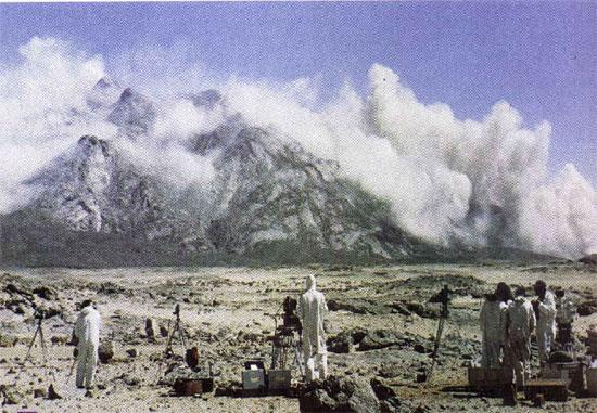"""Résultat de recherche d'images pour """"essai nucléaire 1 mai 1962 In Ekker"""""""