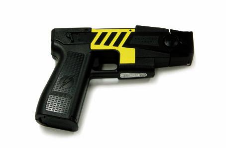 Le taser arme d livrant une impulsions de volts non l thale - Arme pas cher ...